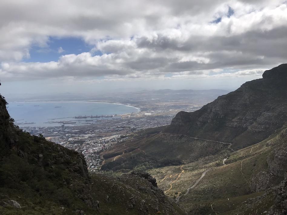 Een dag uit het leven van een digital nomad in Kaapstad