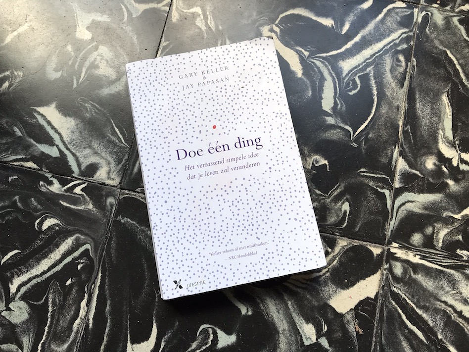 Review: Doe één ding