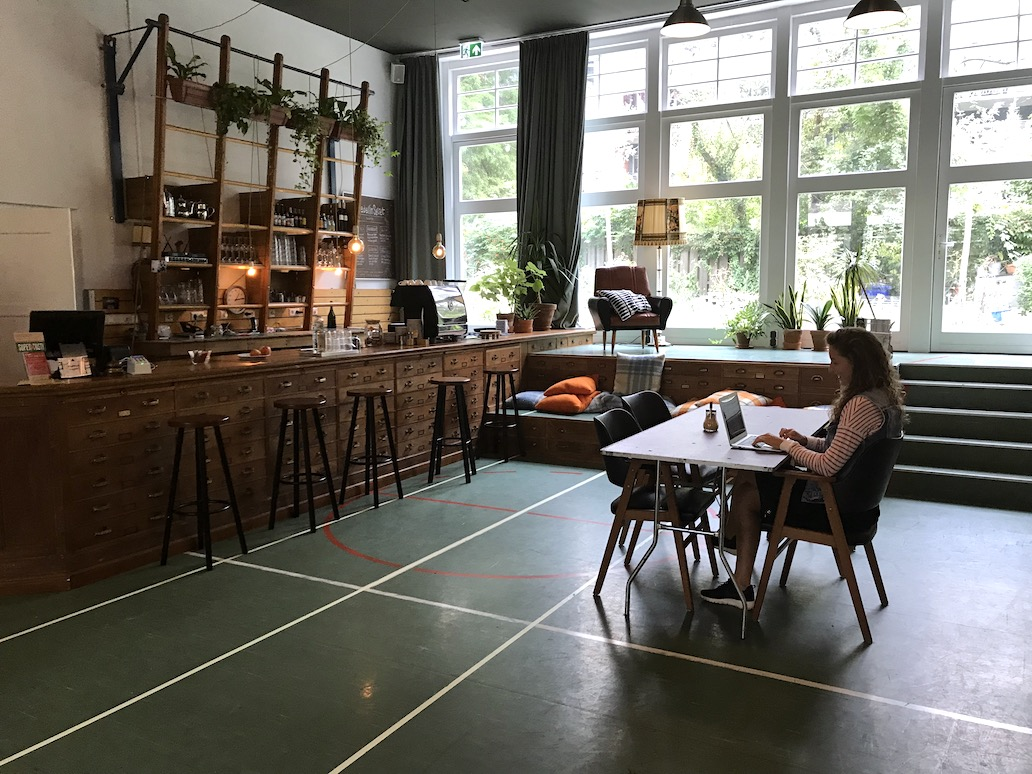 coworking spaces in Amsterdam