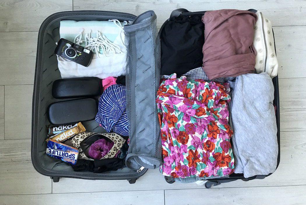 Video: alleen handbagage voor een week