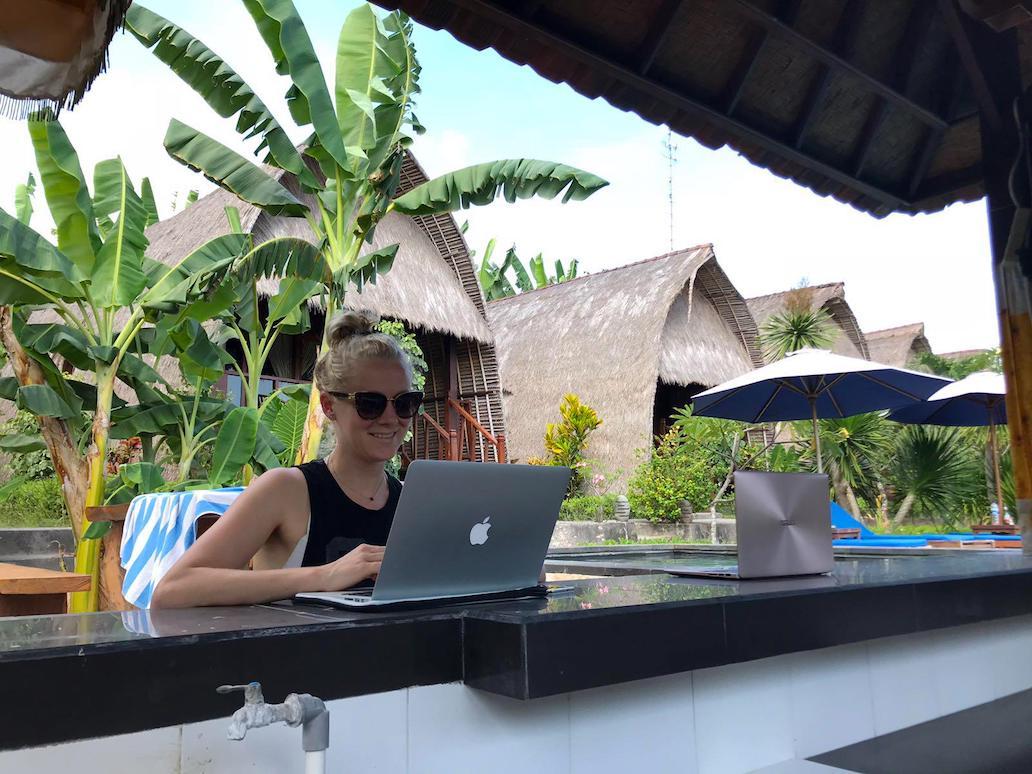 Het leven van een digital nomad: Carlijn Ottens (28)