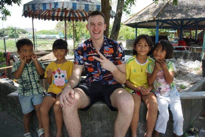 Het leven van een digital nomad: Patrick Woninck (23)