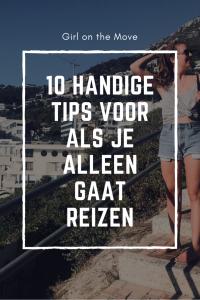 10 handige tips voor als je alleen gaat reizen (1)