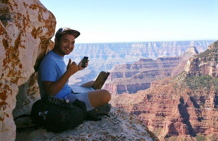 Het leven van een digital nomad: Alex