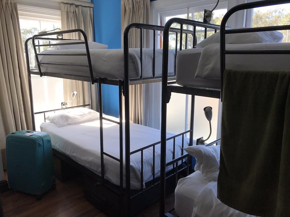 Chille hostels in de verschillende wijken van Kaapstad