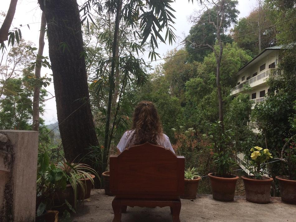 Een week in een stilteklooster in Thailand: dit is mijn ervaring