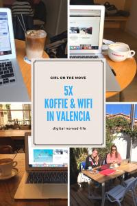 Koffietentjes in Valencia