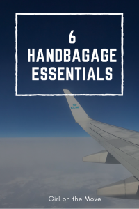 Handbagage essentials: dit moet je inpakken voor een chille vlucht
