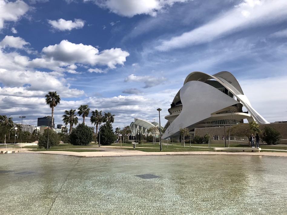Digital Nomad in Valencia, Spanje