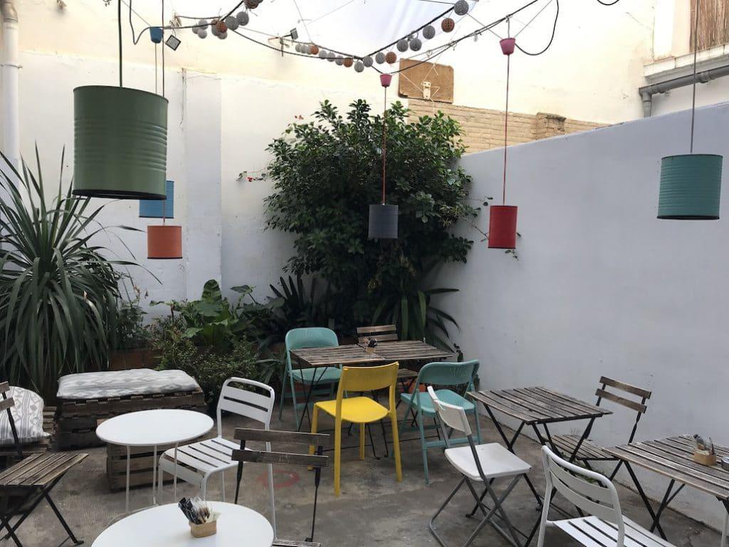 4x goede koffie en wifi in Ruzafa, Valencia