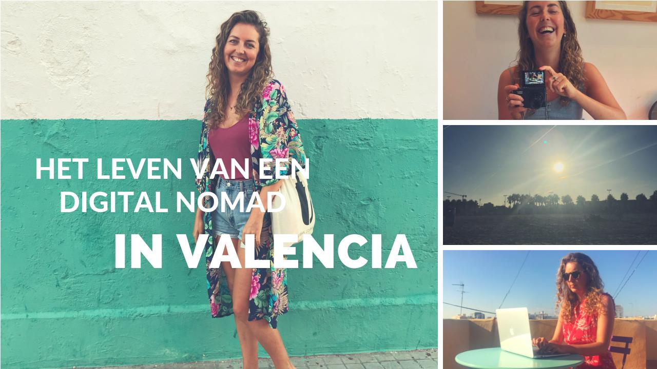 Weekvlog: Het leven van een digital nomad in Valencia