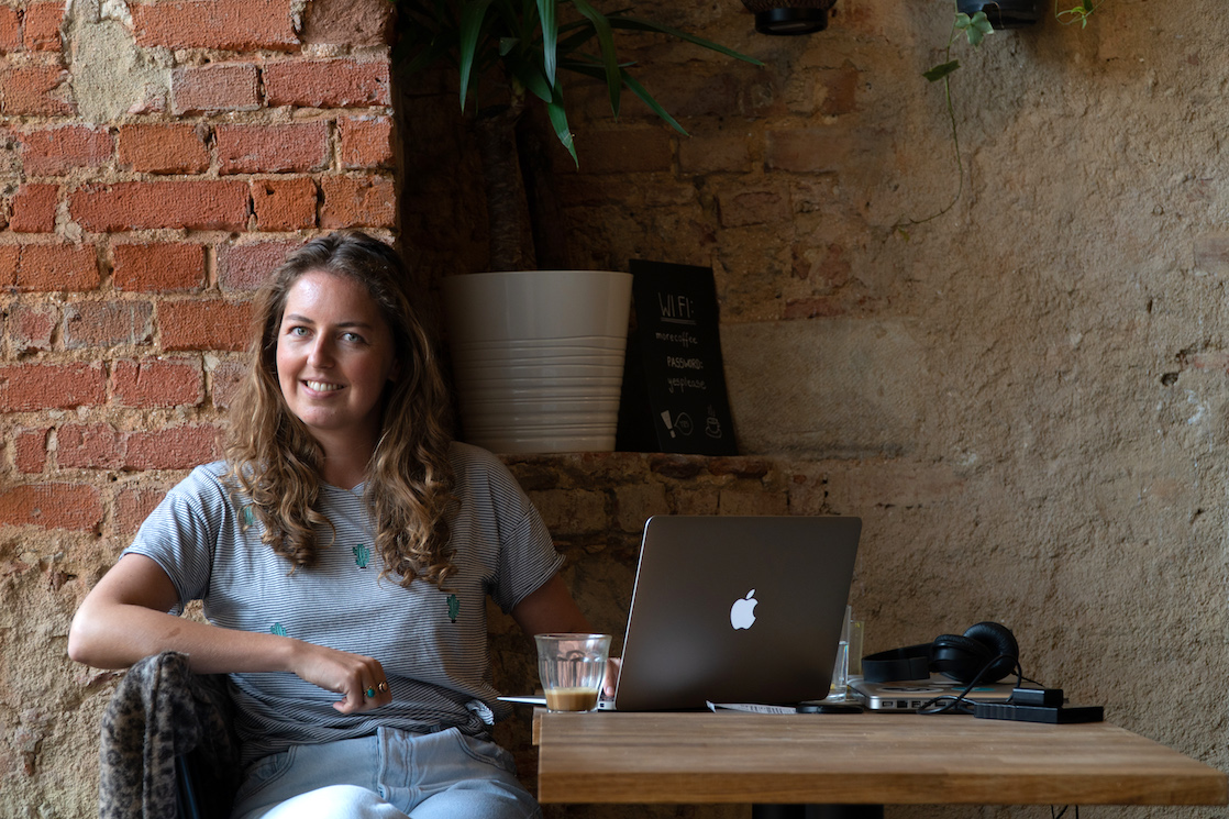 werkplekken met goede koffie en wifi in Lissabon