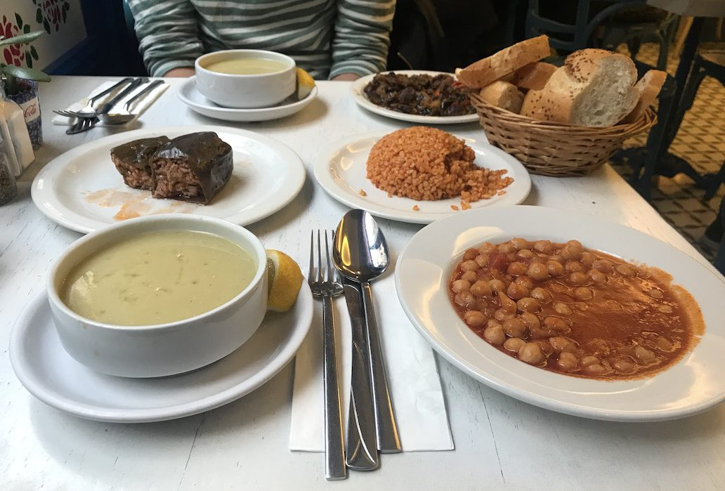 Vegan in Istanbul: de lekkerste veganistische gerechten