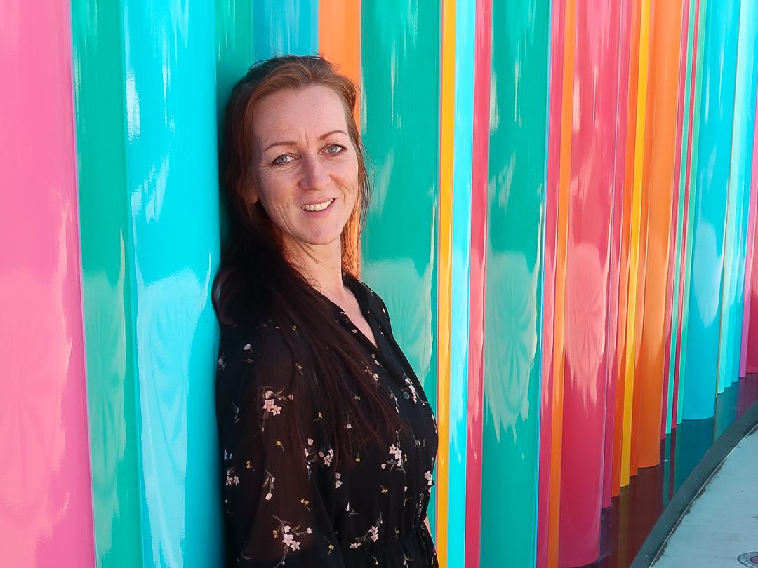 Het leven van een digital nomad: Sandra Keus (41)