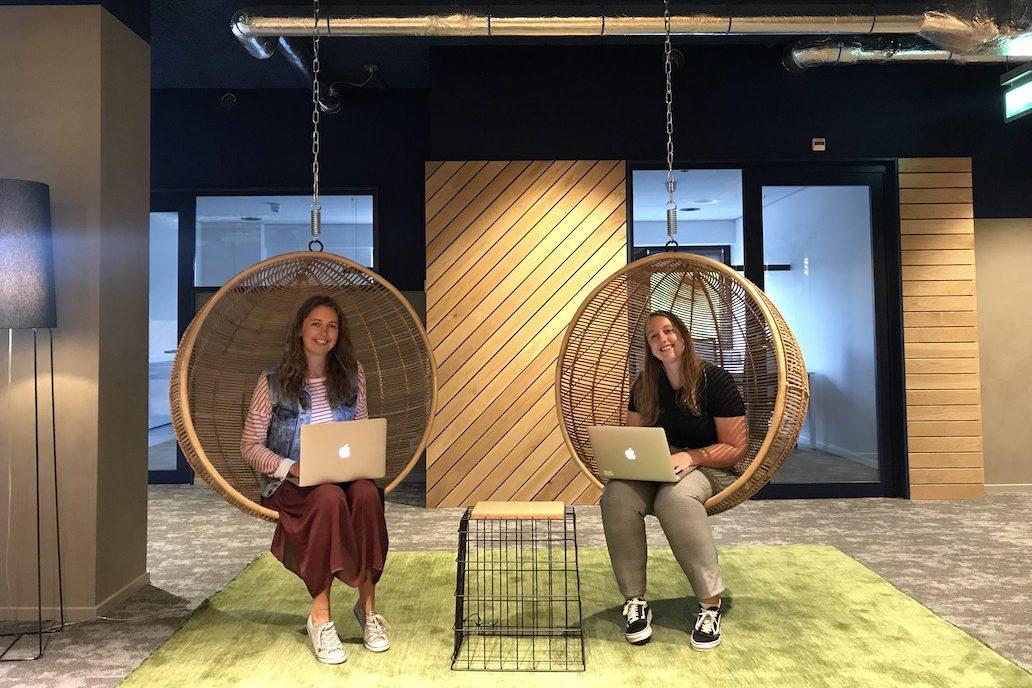 Via/Work: een gloednieuwe coworking space in Amsterdam