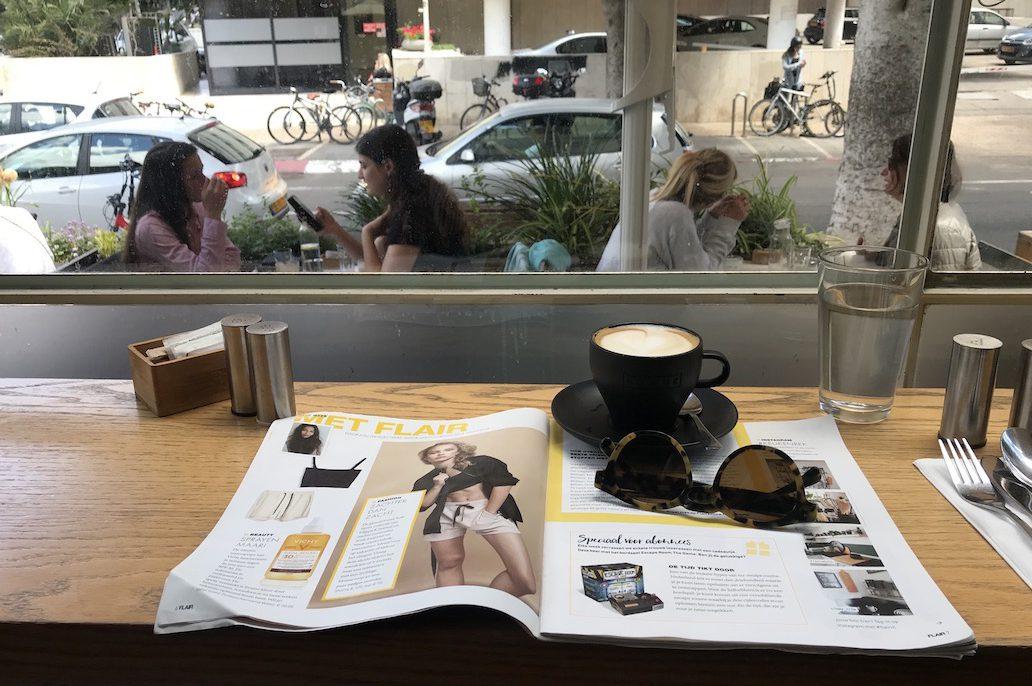 7x werkplekken in Tel Aviv met goede koffie & wifi