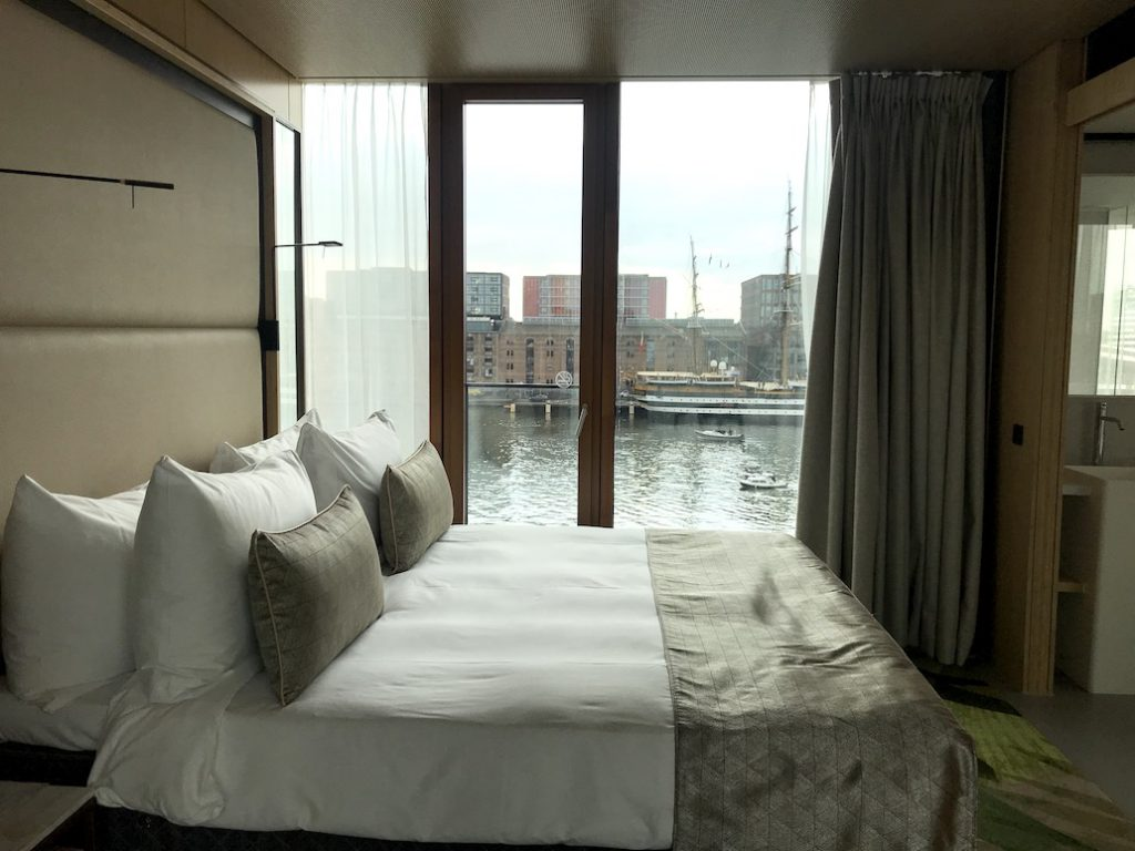 Sustainable staycation: 3 groene hotels in Amsterdam