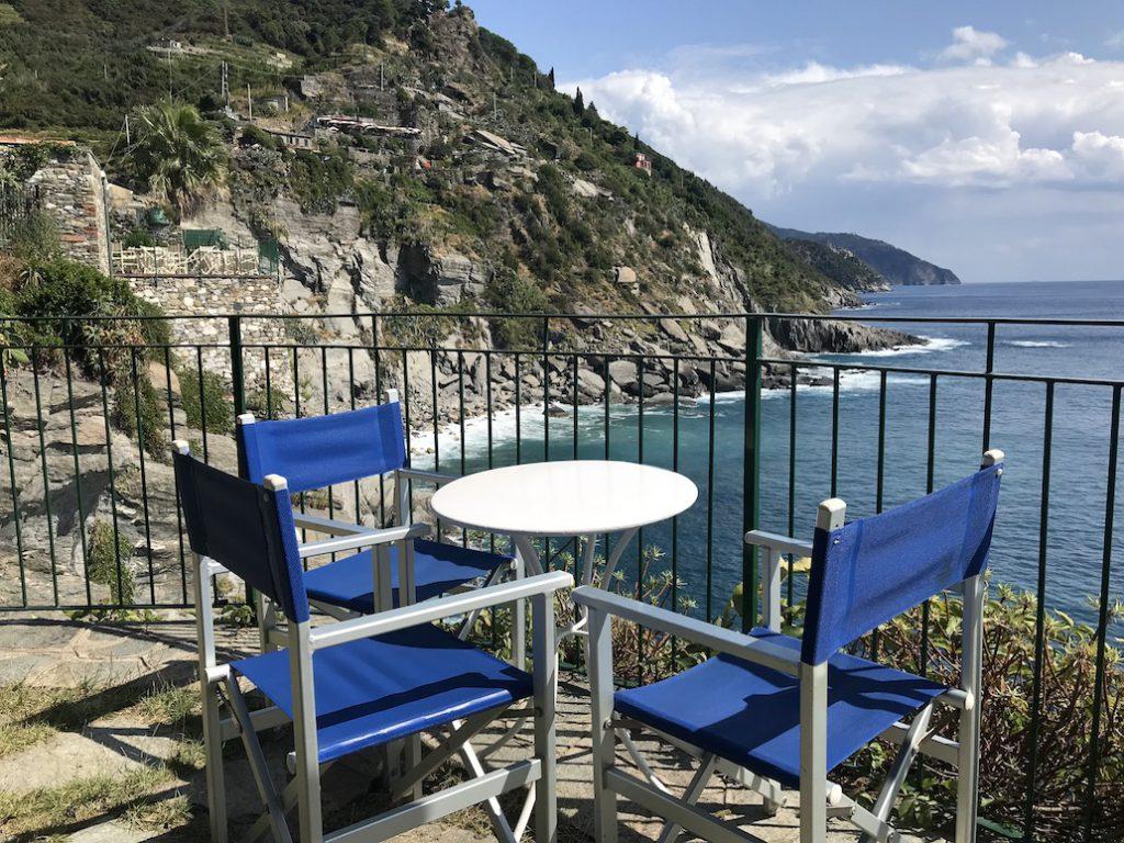 Hotel Gianni Franzi: slapen met zeezicht in Vernazza, Cinque Terre