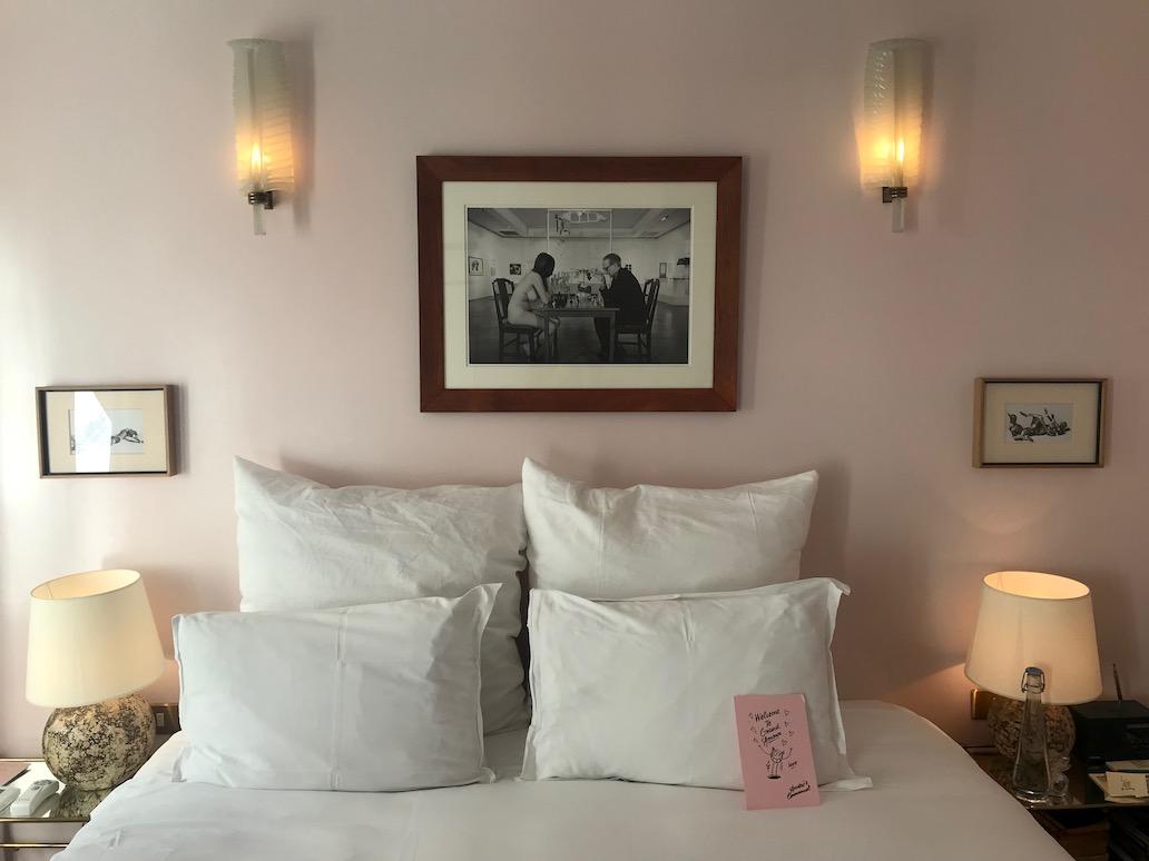 Hotel Grand Amour in Parijs
