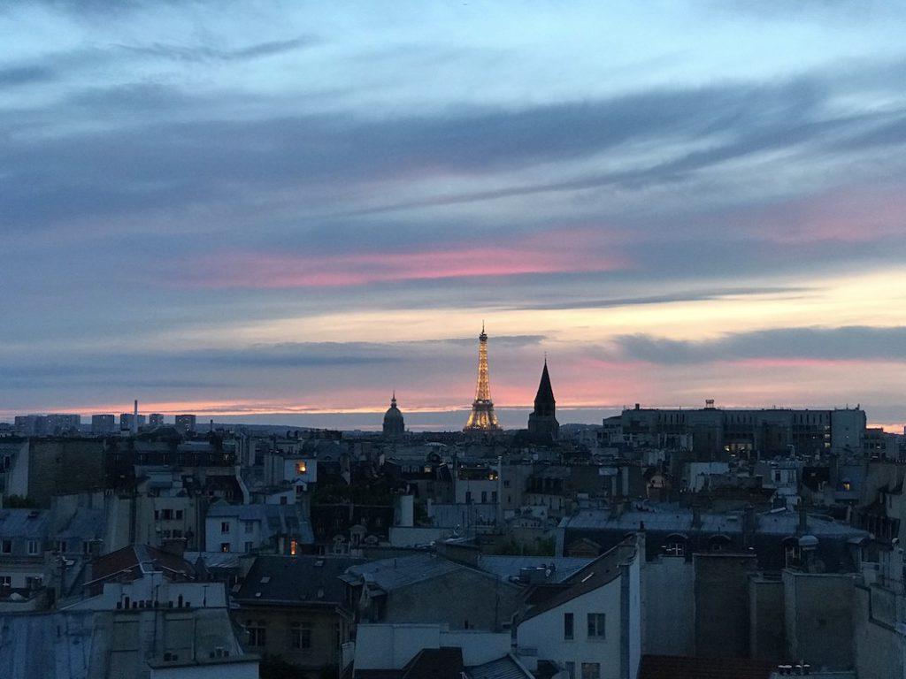 Mini-vlog: een weekend in Parijs met m'n lief