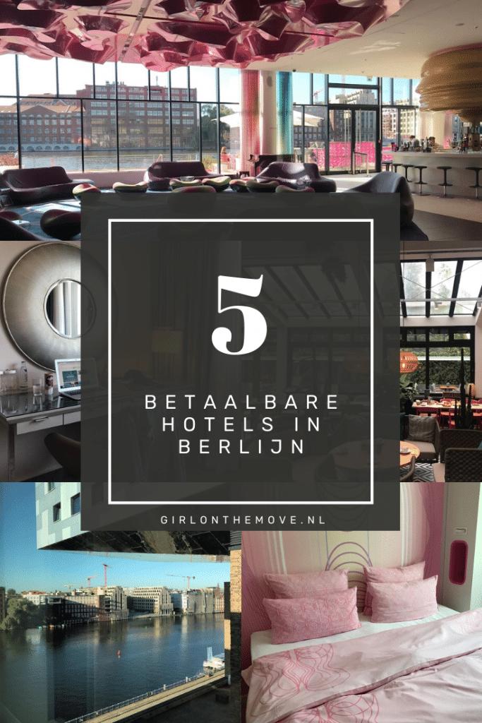 Betaalbare hotels in Berlijn, Duitsland