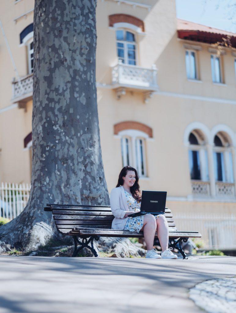 Het leven van een digital nomad: Naomi Vlietman (31)