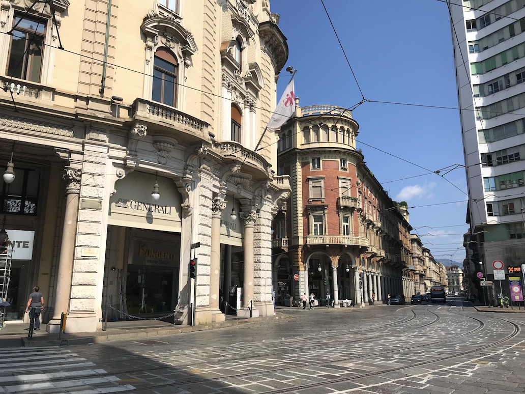 Stedentrip Turijn, Italië: