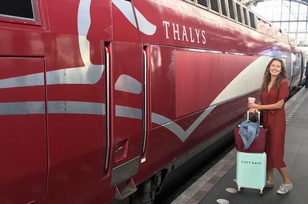 Met de Thalys 1e klas Premium naar Parijs: is dat het geld waard?