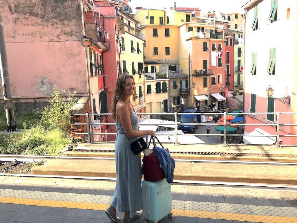 Mijn treinreis door Europa: de route, prijs & tips