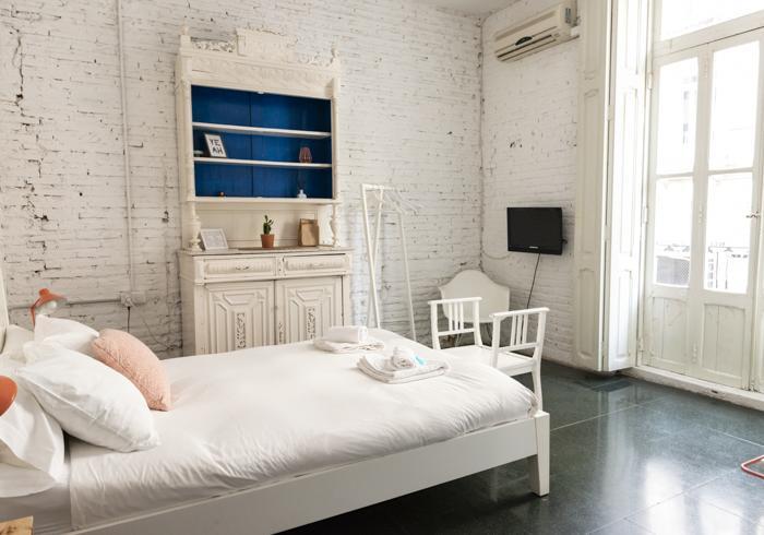 3 betaalbare hotels in Ruzafa, Valencia