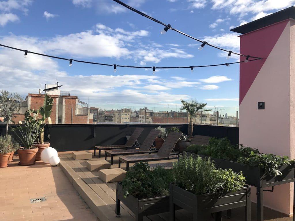 Betaalbare hotels in Gracia, Barcelona: Hotel Pol & Grace