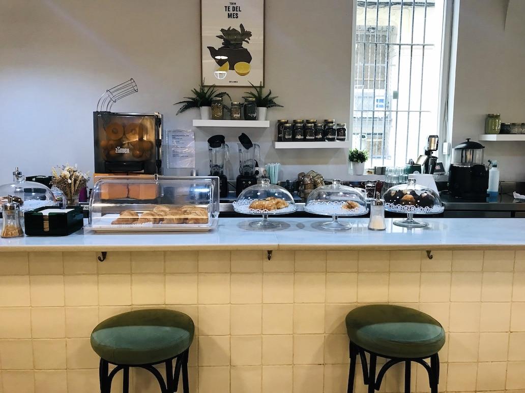 Hotspots in Gracia, Barcelona: Suis & Bowls