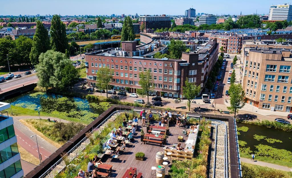 Betaalbaar hotel in Amsterdam: Hotel Casa