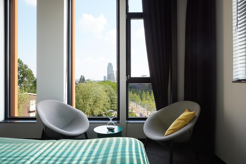Betaalbaar hotel in Amsterdam: The Student Hotel Amsterdam