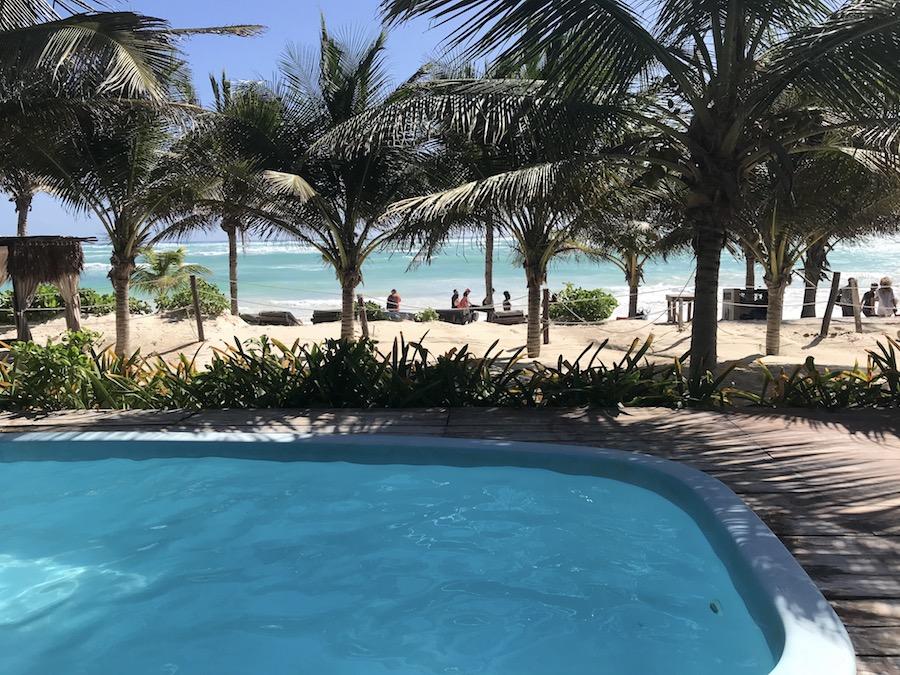 Doen in Tulum: Selina beach club