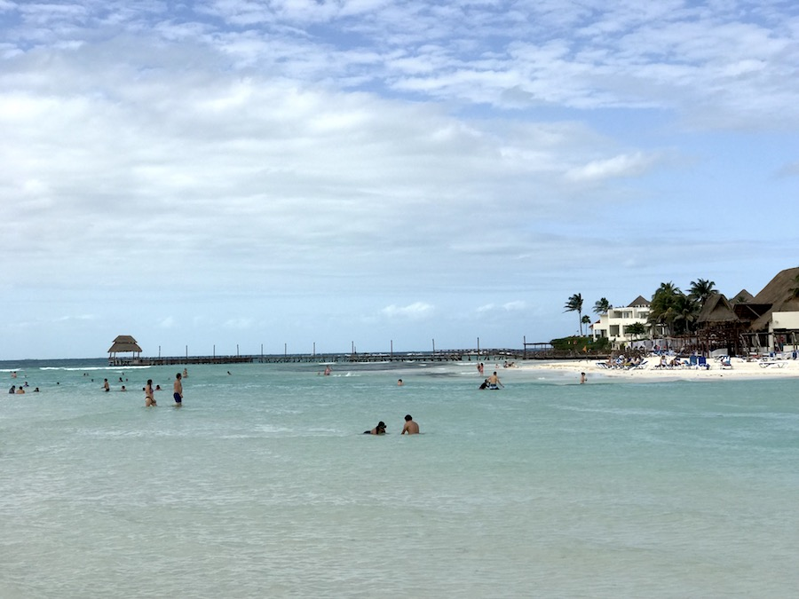 Isla Mujeres tips: Playa Norte strand