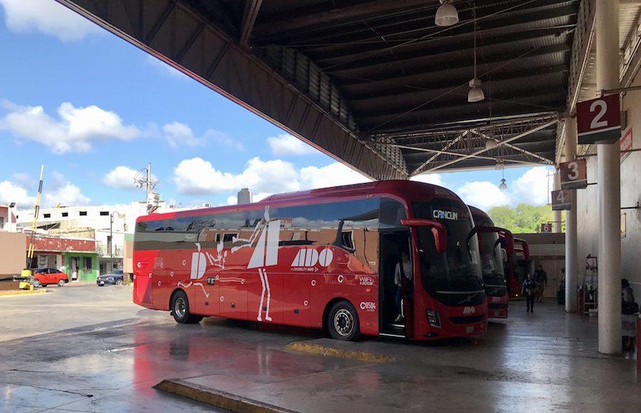 Met de ADO bus reizen in Mexico: mijn ervaring, kosten & tips