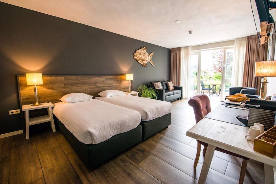 Staycation tip: een modern hotel in de natuur