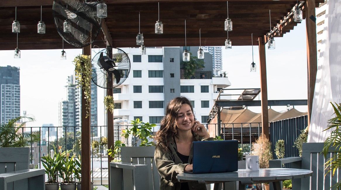 Het leven van een digital nomad: Suzanne Schuringa (26)