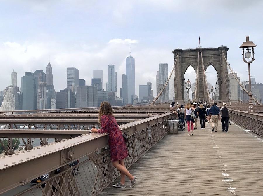 Als vrouw alleen naar New York, is dat leuk?