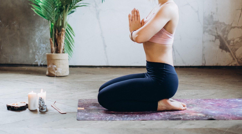 #namastayinside: 7x online Yin Yoga lessen