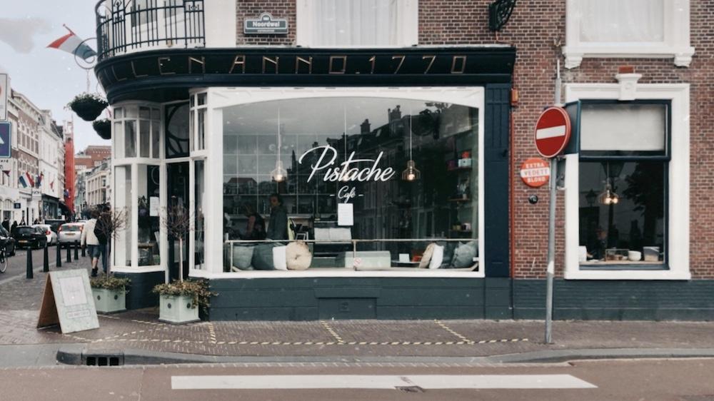 Pistache Den Haag koffietentje