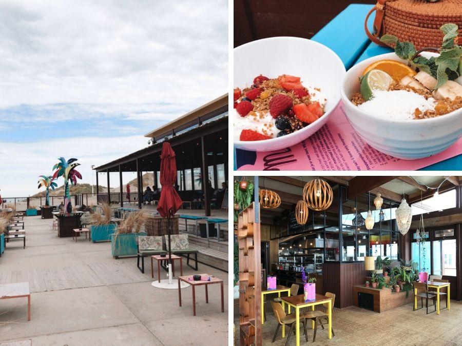 Wijk aan Zee aloha: een heerlijke strandtent in Wijk aan Zee