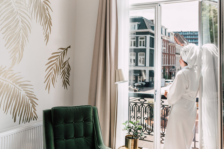 La Paulowna: een heerlijk boutique hotel in Den Haag