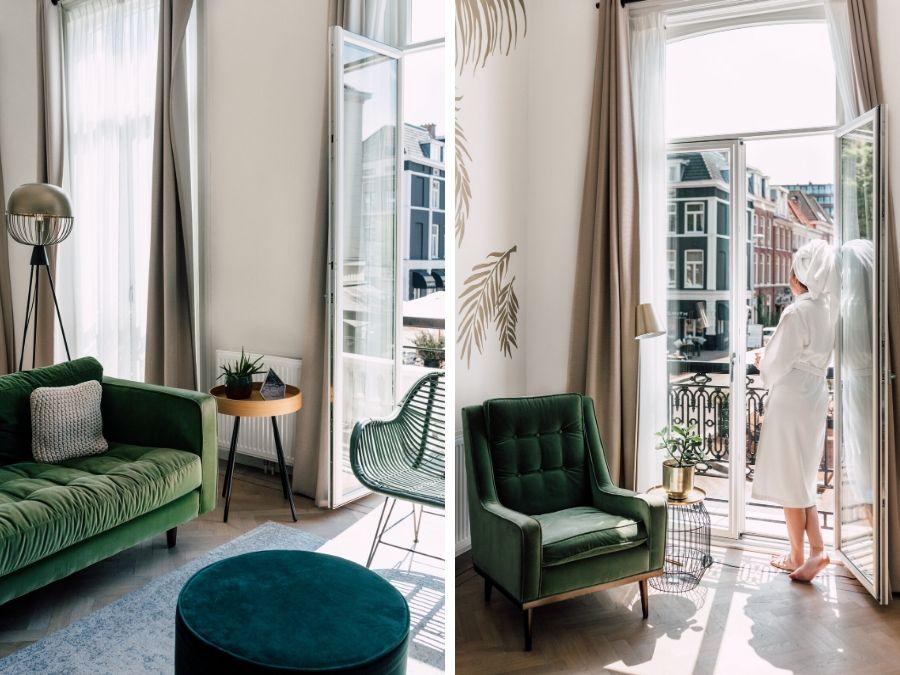 La Paulowna boutique hotel Den Haag