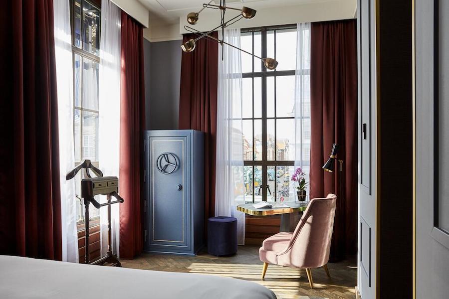 Leuke hotels in Den Haag: Hotel Indigo Noordeinde