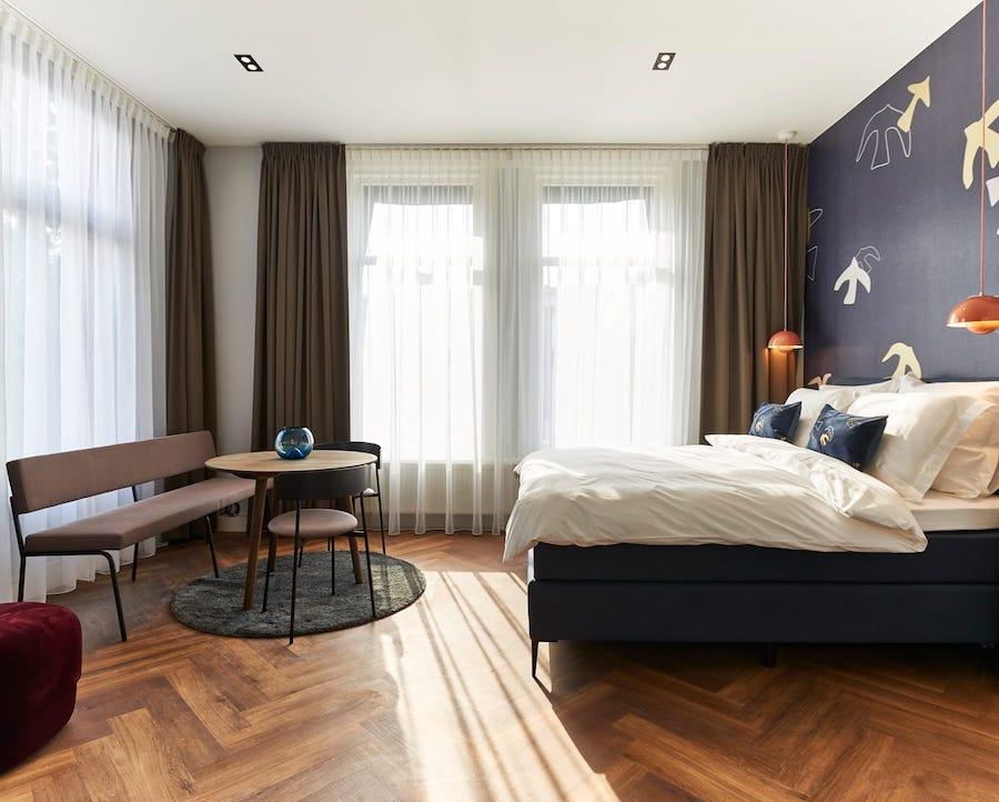 Leuke hotels in Den Haag: Hotel Pistache
