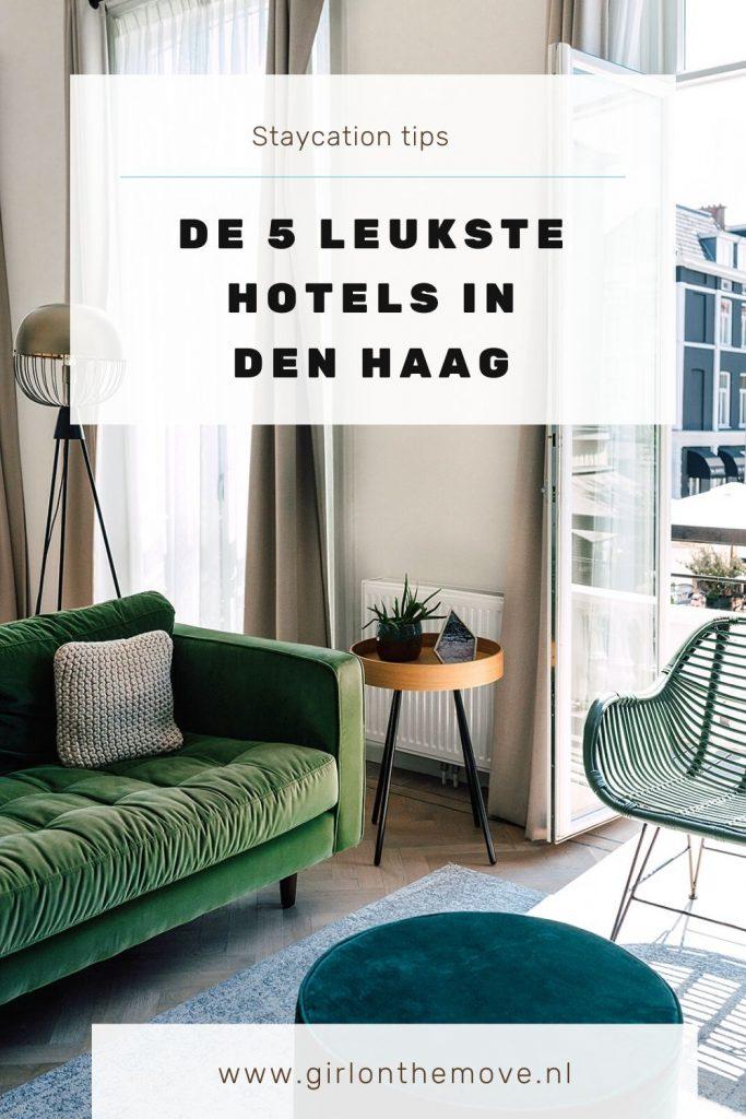 5 Leuke hotels in Den Haag