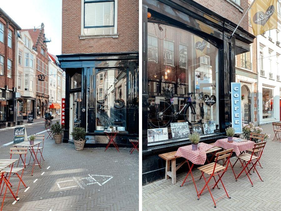 Lola Bikes & Coffee in Den Haag