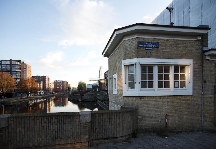 Sweets hotel Beltbrug in Amsterdam-West